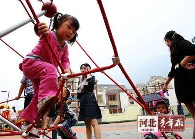 学前儿童的学习与游戏空间将更