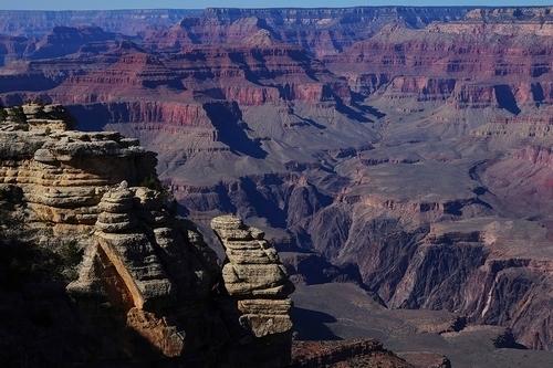 新浪旅游配图:科罗拉多大峡谷 摄影:弹指间