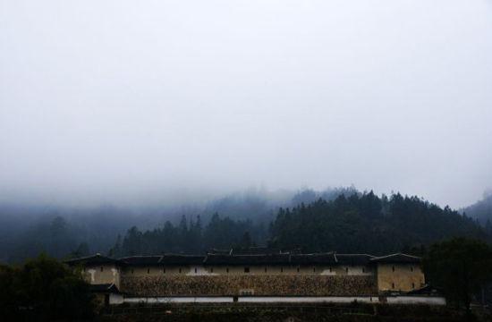 深山里的安贞堡