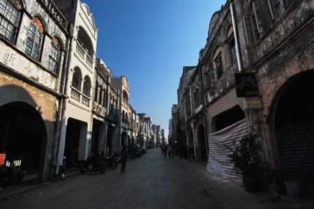 广西北海老街 时光在这里凝固