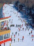 张家口游玩圣地万龙滑雪场