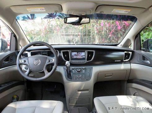 别克新推出gl8豪华商务车 售价20.98万元
