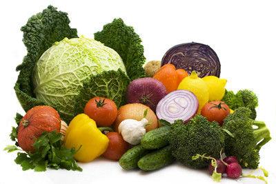 蔬菜细胞结构图片
