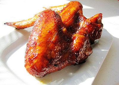 酱汁烤鸡翅
