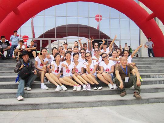 河北霸州市第四届文化艺术节盛大开幕