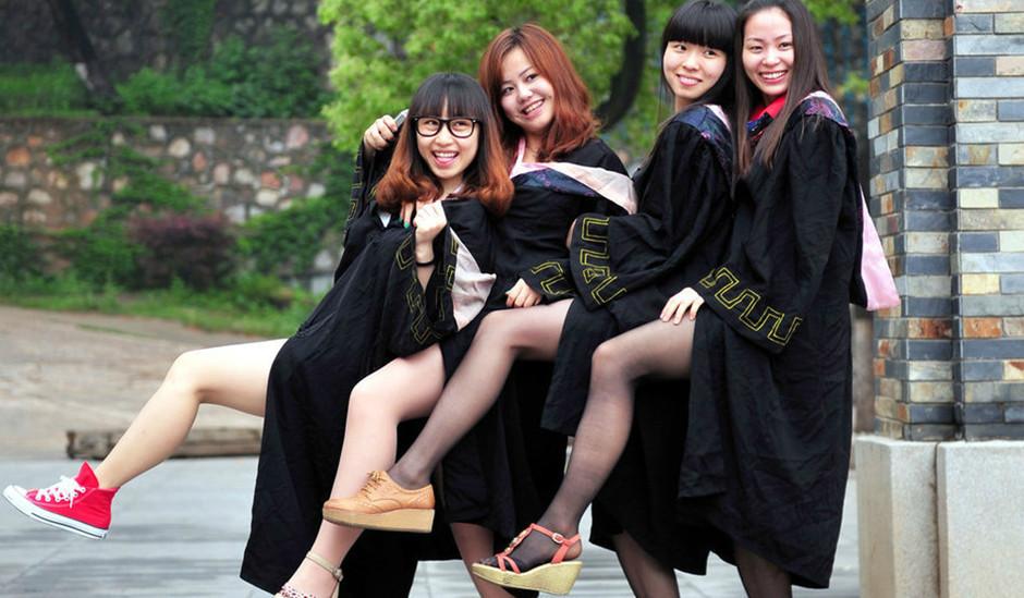 毕业季 我们一起傻过的日子