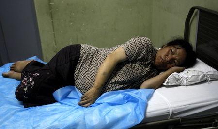 ■一名被拐孕妇的孩子如果生下来,将卖给平乡当地人