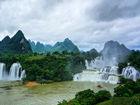 亚洲第一跨国瀑布