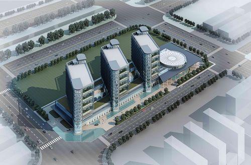 科技产业大厦(综合孵化园)
