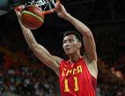 中国男篮虽败犹荣
