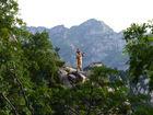 游黑山大峡谷