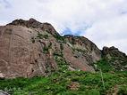 塞外华山喇嘛山