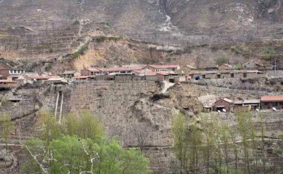 幽州村坐于河北省怀来县境地内与北京的门头沟区
