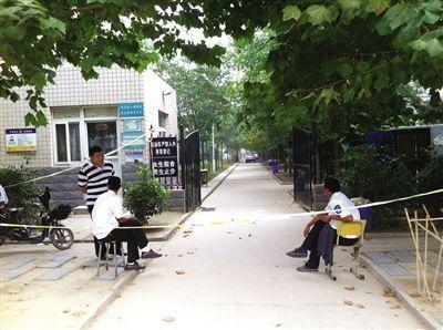 9月25日凌晨5时许,郑州,一男子闯入河南职业技术学院女生宿舍,致3人遇难。图/CFP