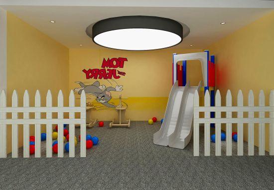 儿童活动区