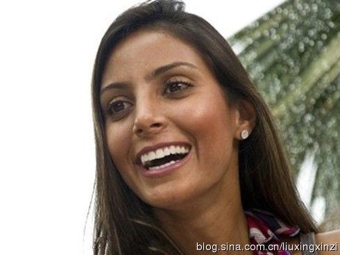 弗拉维亚・桑帕约:已经同巴西首富埃克・巴蒂斯塔交往4年之久