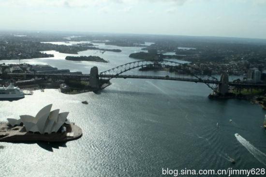 1俯瞰悉尼