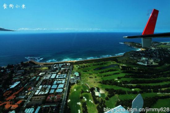 2悉尼是澳大利亚最大、最古老的城市