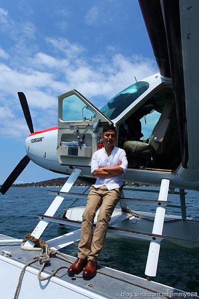 悉尼水上飞机的基地