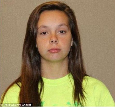 美14岁少女掐死亲生婴孩藏尸鞋盒