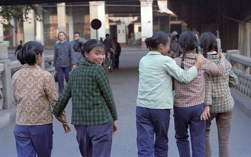 30年前的中国 顽主天下80后即将出生