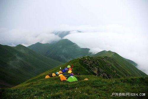 小五台山位于河北省张家口蔚县