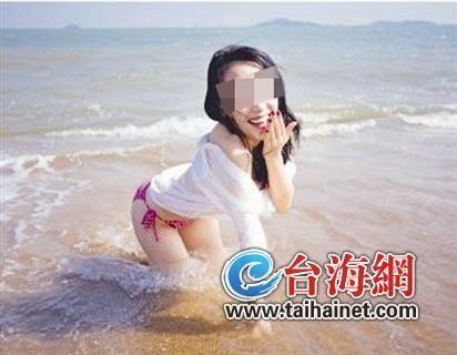 网上流传的这张照片,其实是小林拍的写真