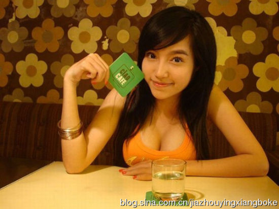 越南女生暴露私生活图