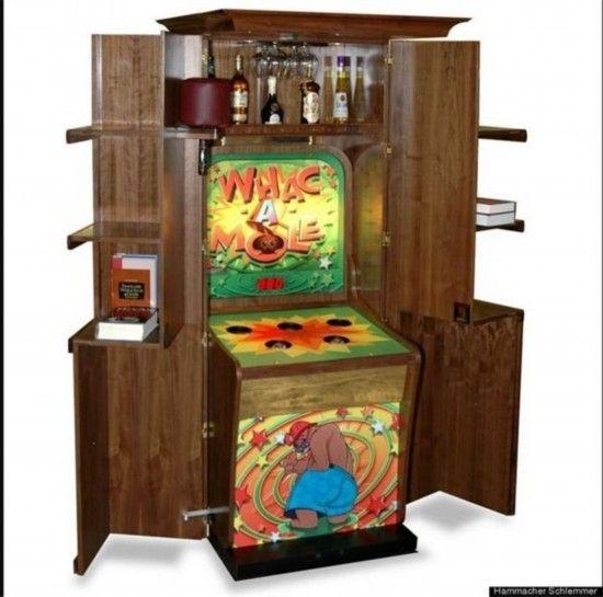 个性打地鼠游戏机,价格3.5万美元