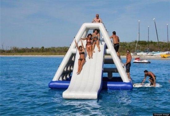 水上充气游乐园,价格8000美元