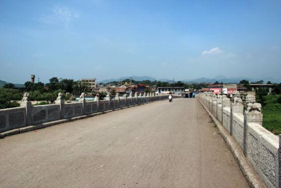 天长古镇石桥