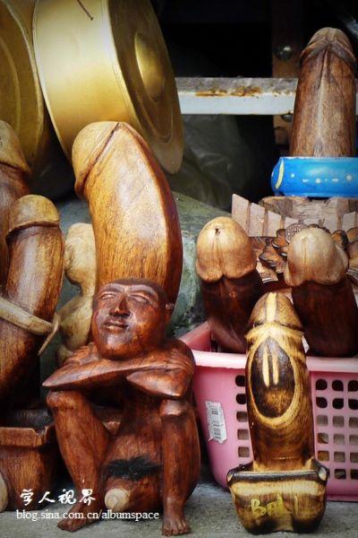 女含男性生殖器官�_巴厘岛:男性挺拔的性器官 远古的生殖崇拜