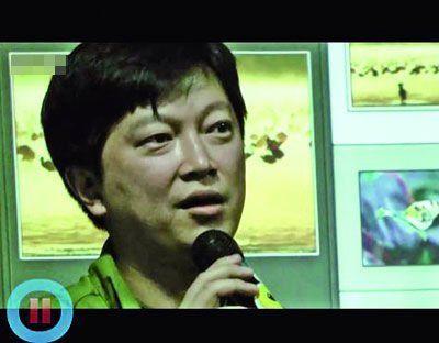 柴静老公赵嘉在南京做讲座
