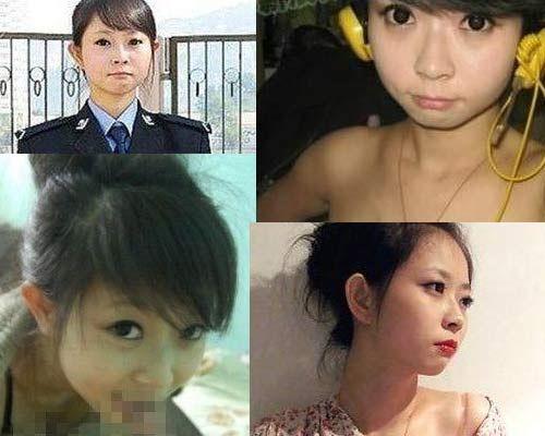 90后的美女警察王梦溪-警方证实警花王梦溪不雅照事件系遭男友报复