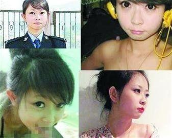 90后美女警察王梦溪不雅照 青岛女歌手因重名躺枪
