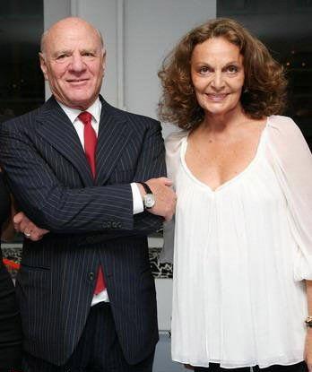 詹姆・ 帕克与妻子埃丽卡・巴克斯特