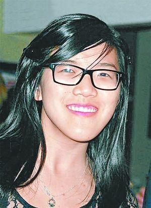 中国女孩艾米莉