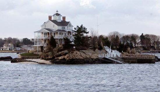 克莉丝汀在纽约购买的豪宅