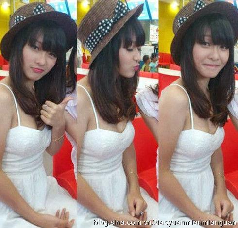 越南美少女