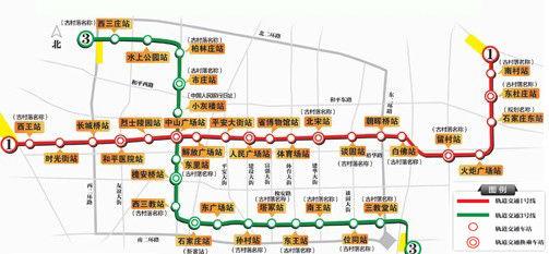 2017中山市地铁规划图