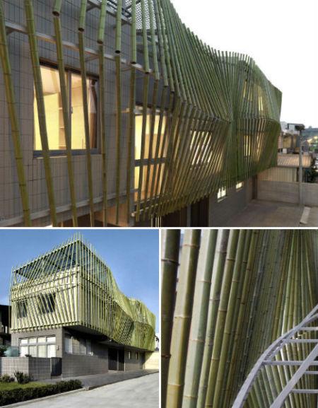 竹子也可以做房子 盘点各地别具特色的竹屋 新浪河北旅游 新浪河北