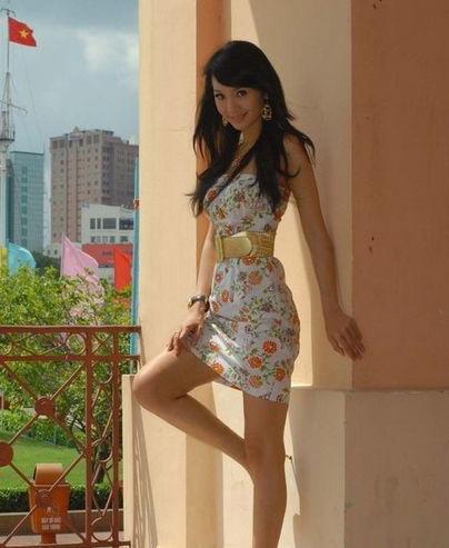 多情妖娆的越南美女 看完你就想去越南