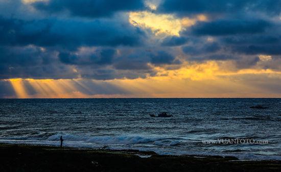 海边风景图片高清凄凉