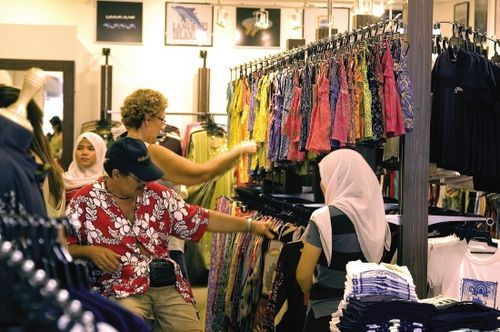 兰卡威是免税自由港,血拼一族的购物天堂