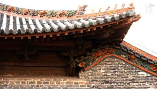 玉皇殿斗拱