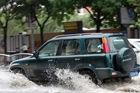 """雨季车辆涉水如何处置"""""""