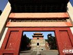 感受清西陵的古建筑魅力