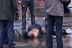 加油站现男尸 监控视频还原现场