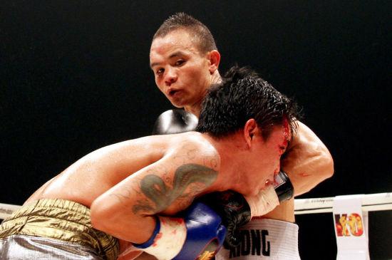 矿工拳王熊朝忠卫冕WBC金腰带 战绩一览