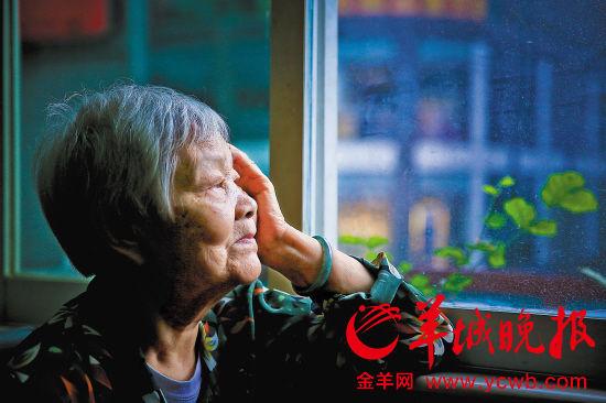 新法實施后廣州養老院探望老人的兒女明顯增多